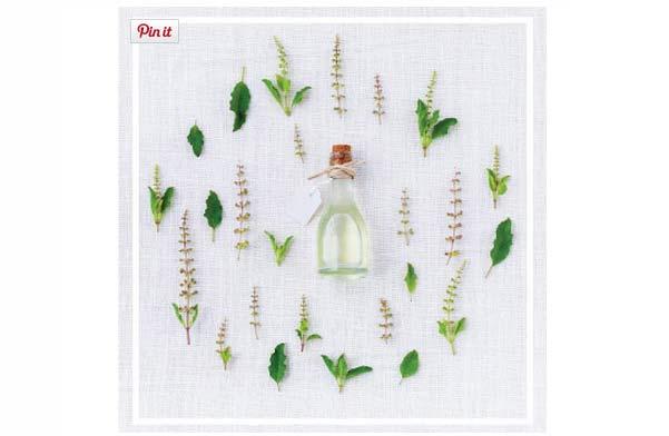 Zen avec les huiles essentielles !