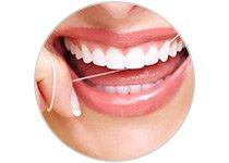 Fil Dentaire et Cure Dents