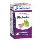 JUVAMINE AIDE TRANSIT RHUBARBE 100 COMPRIMES