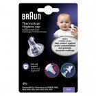 BRAUN THERMOSCAN EMBOUTS JETABLES PAR 40