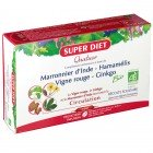 SUPER DIET QUATUOR MARRONNIER D'INDE CIRCULATION 20 AMPOULES X 15ML