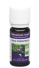 Dr Valnet huile essentielle Géranium Rosat