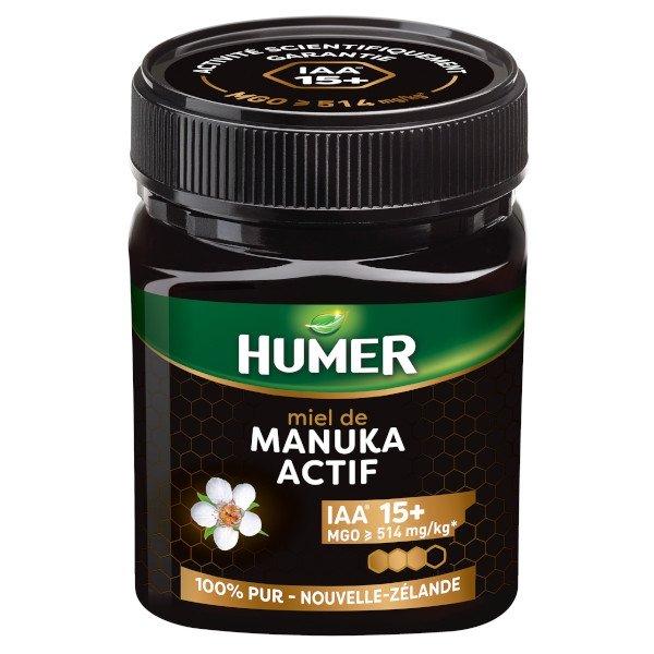 Humer Miel de Manuka Actif 15+ 250g