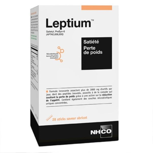 NHCO Nutrition Leptium Sticks