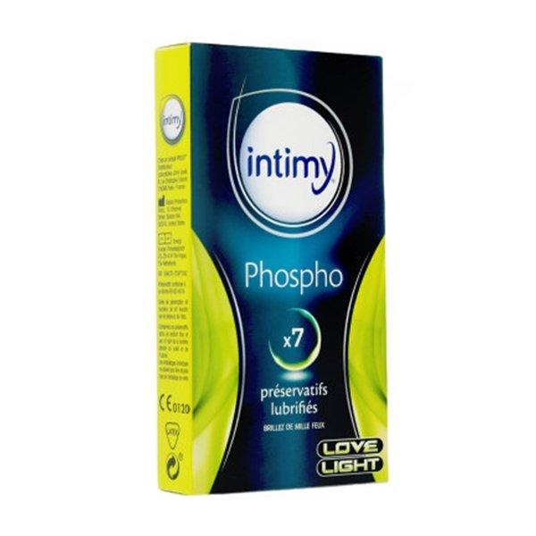 Intimy Préservatifs Phospho