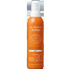 Avène Solaire SPF20 Spray 200ml