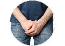 Troubles de la prostate