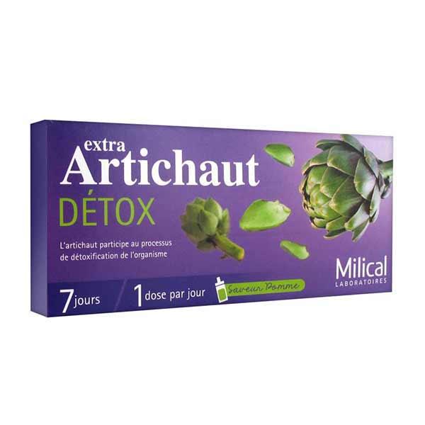 Milical Extra Artichaut Détox 70ml