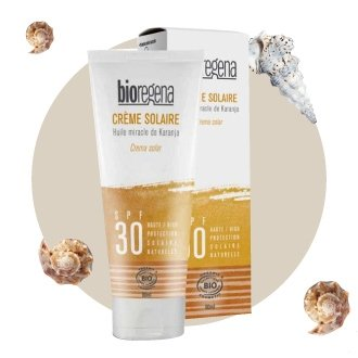 Creme Solaire SPF 30 Bioregena