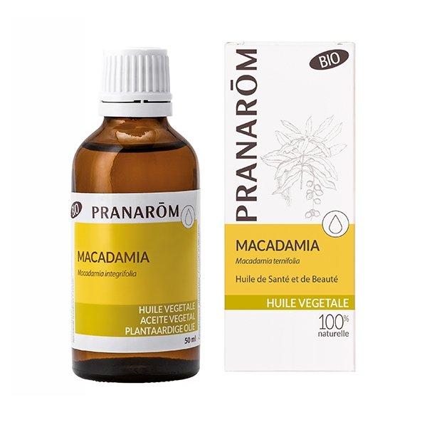 Huile vegetale bio Macadamia